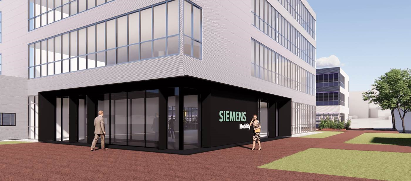 Dutch Tech Campus B1 – Siemens