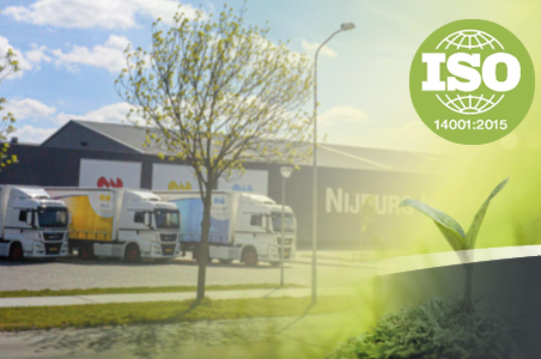 Nijburg Industry Group behaalt ISO14001