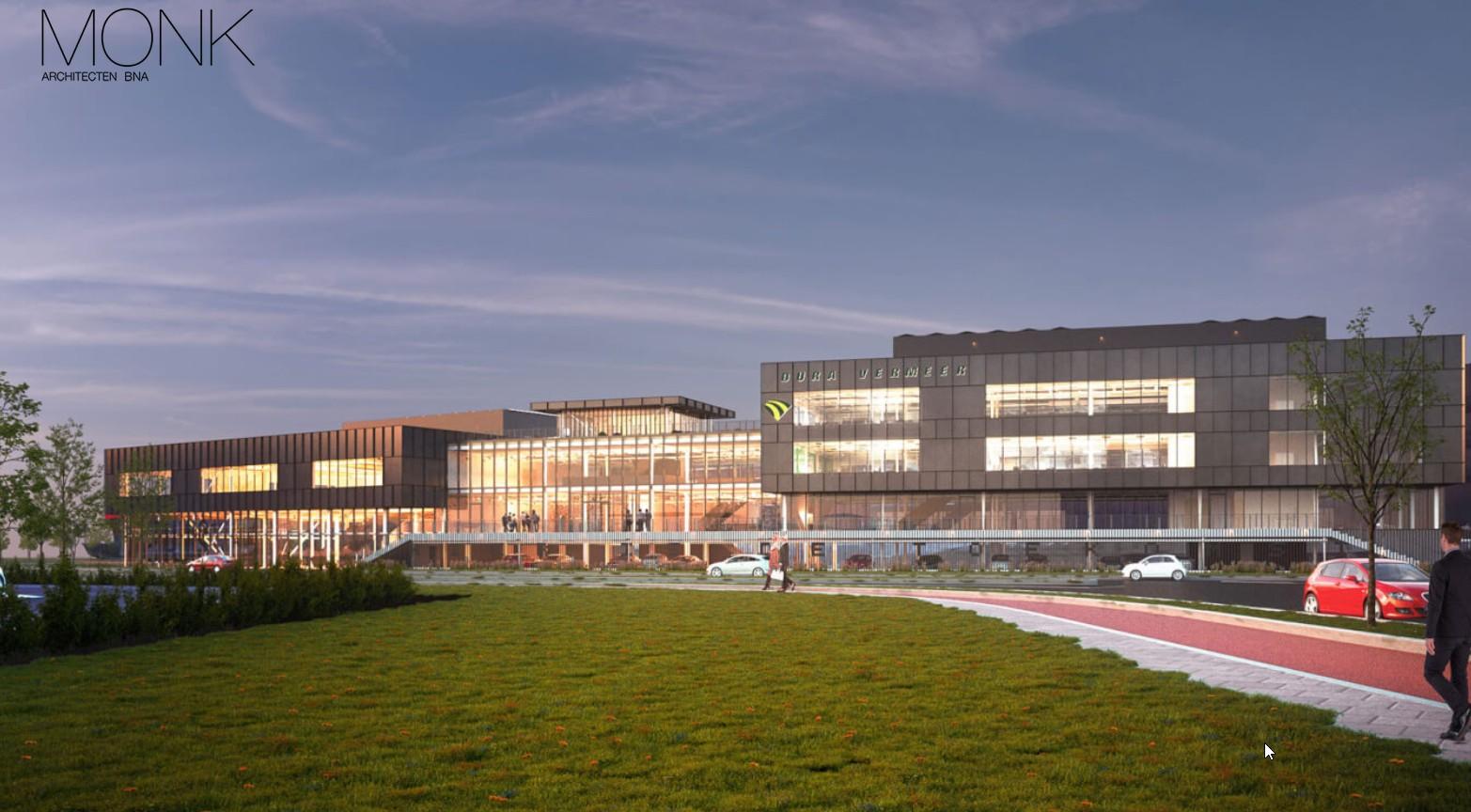 Dura Vermeer Innovation Center